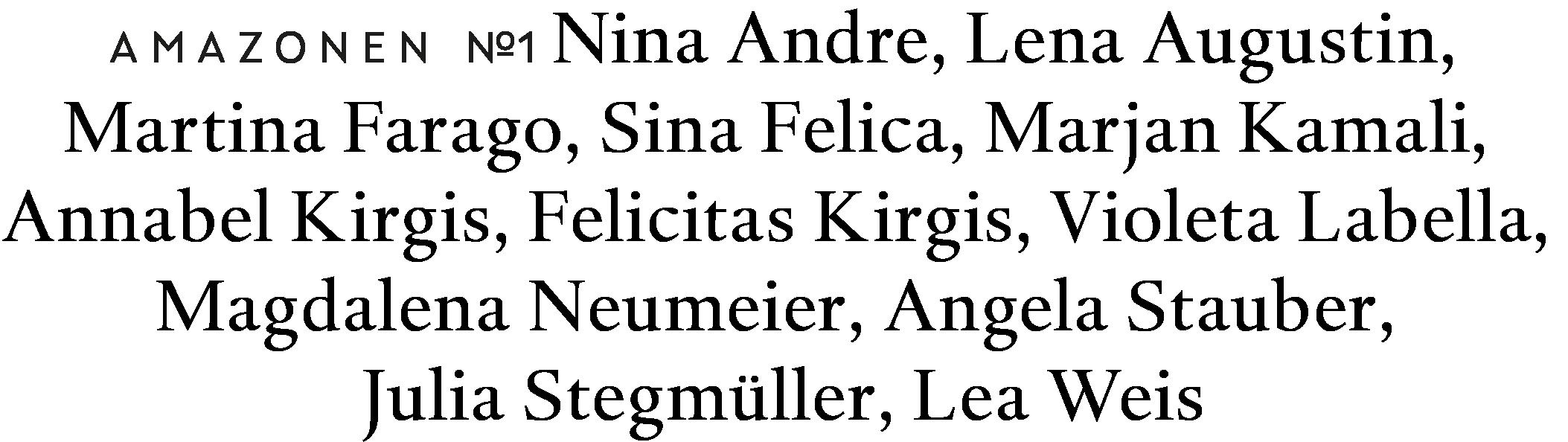 amazonenmagazin-amazonen-groesser-aufzahelung