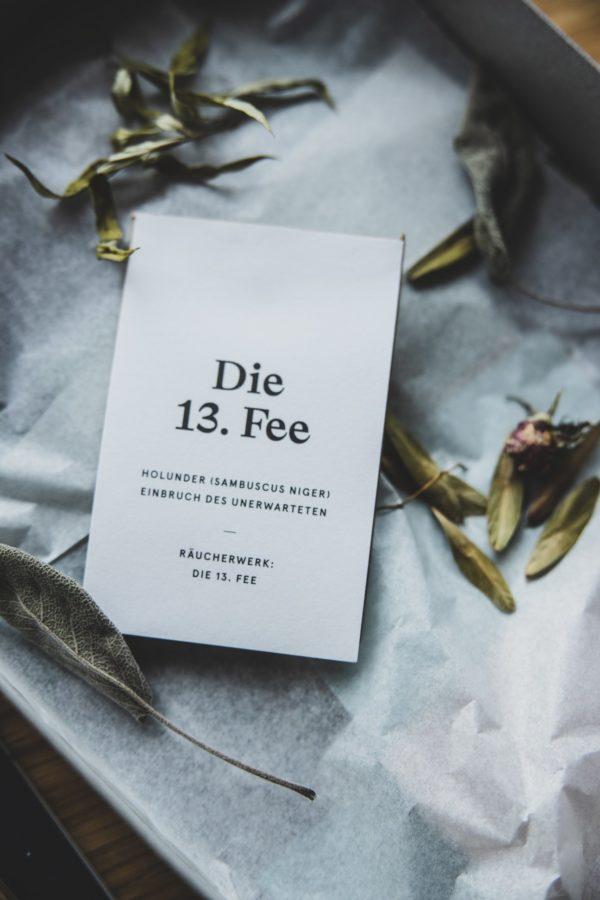 Räucherwerk-13teFee-Rauhnächte
